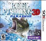 NINTENDO Nintendo 3DS Game REEL FISHING 3D PARADISE